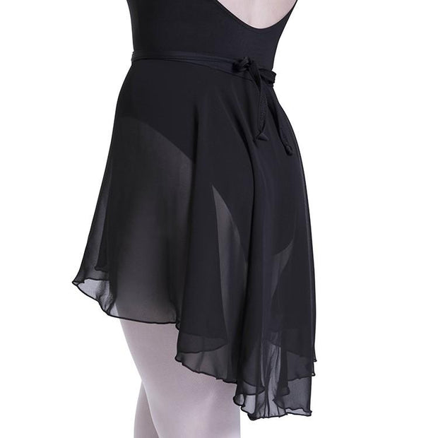 Bloch Repertoire Asymmetrical Womens Wrap Skirt