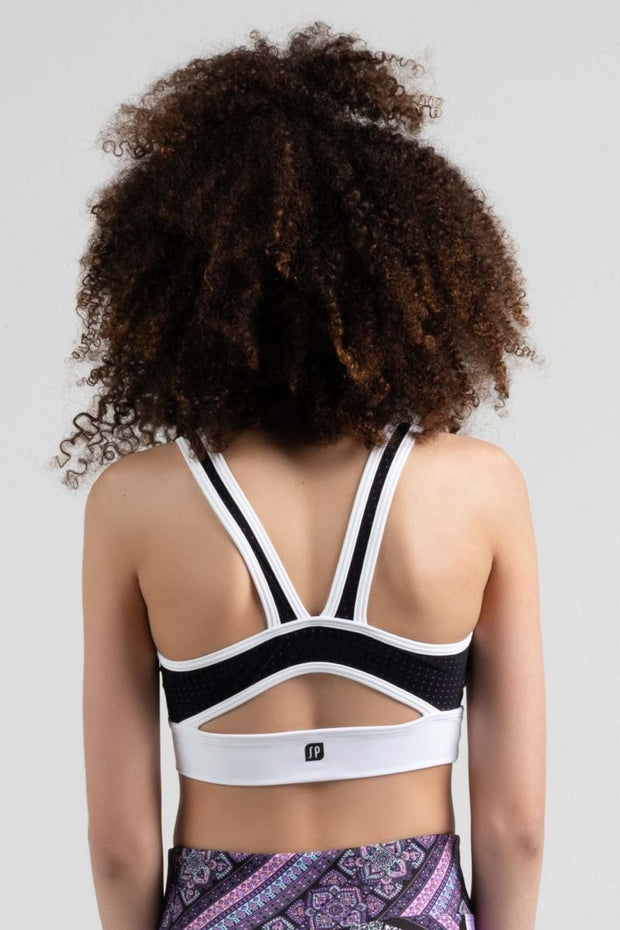 Sylvia P - Game On Alegra Crop Top Dancewear Aspire Dance Collections