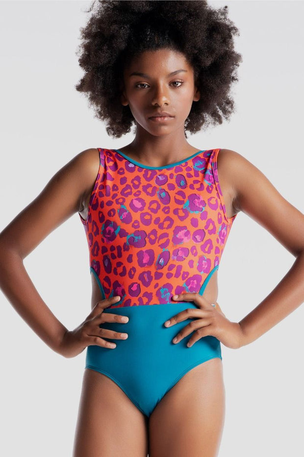 Sylvia P - Wild Side Amazonia Leotard Aspire Dance Collections