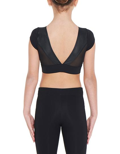 Viella Dance Collection - Arabella Crop Top (Girls)Dancewear