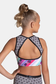 Sylvia P - Candy Cropped Singlet Dancewear Aspire Dance Collections