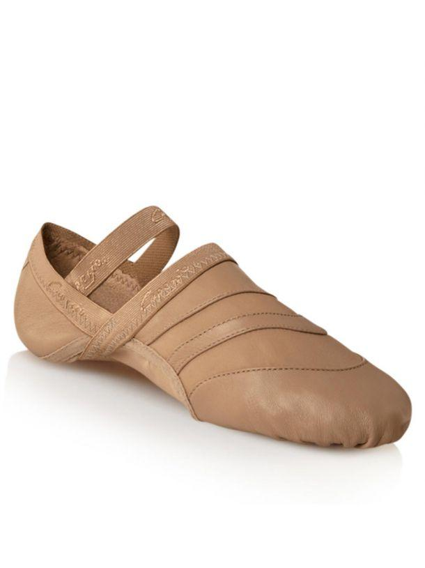 Capezio -  Freeform (Caramel) Dance Shoes Aspire Dance Collections