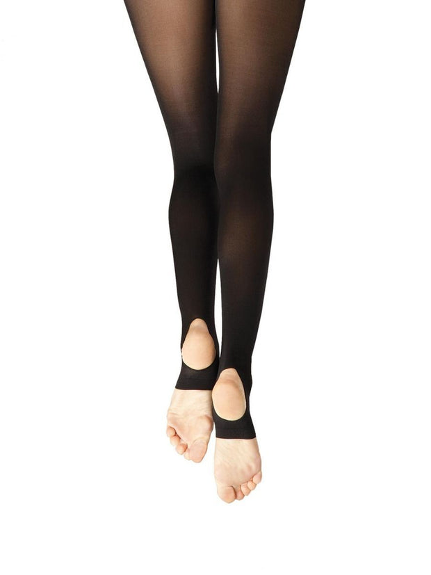 Capezio -  Hold & Stretch® Stirrup Tight - Girls Dancewear Aspire Dance Collections