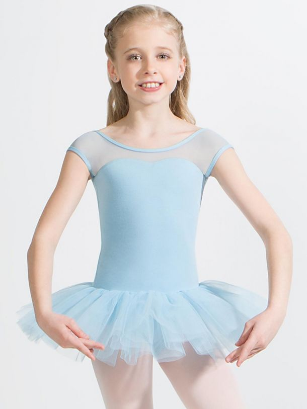 Capezio -  Keyhole Back Tutu Dress - Girls
