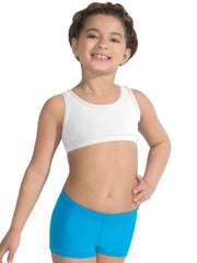 Capezio -  Racerback Bra Top - Girls Dancewear Aspire Dance Collections