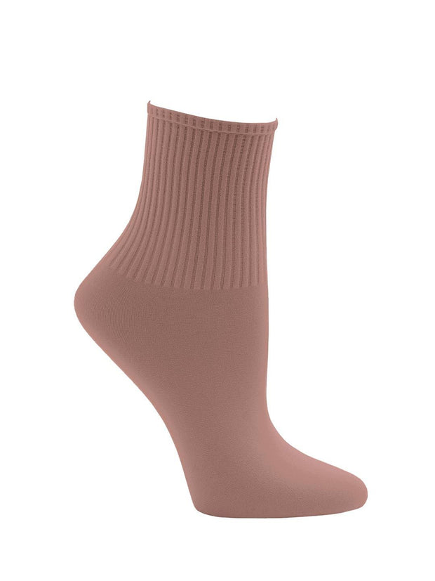 Capezio -  Ribbed Sock Dance Shoes Aspire Dance Collections
