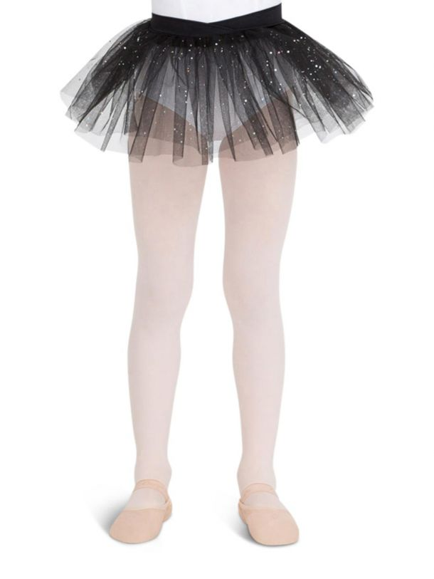Capezio -  Sequined Tutu Skirt - Girls Dancewear Aspire Dance Collections