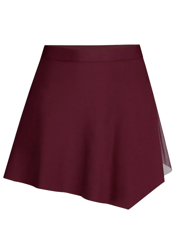 Capezio -  Skylight Breeze Asymetrical Pull On Skirt