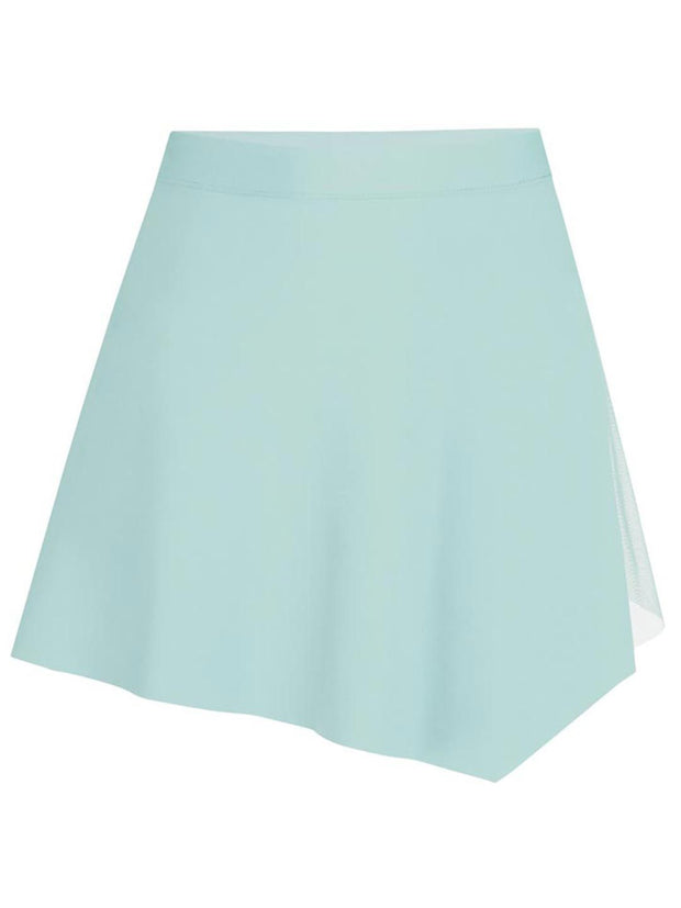 Capezio -  Skylight Breeze Asymetrical Pull On Skirt Dancewear Aspire Dance Collections