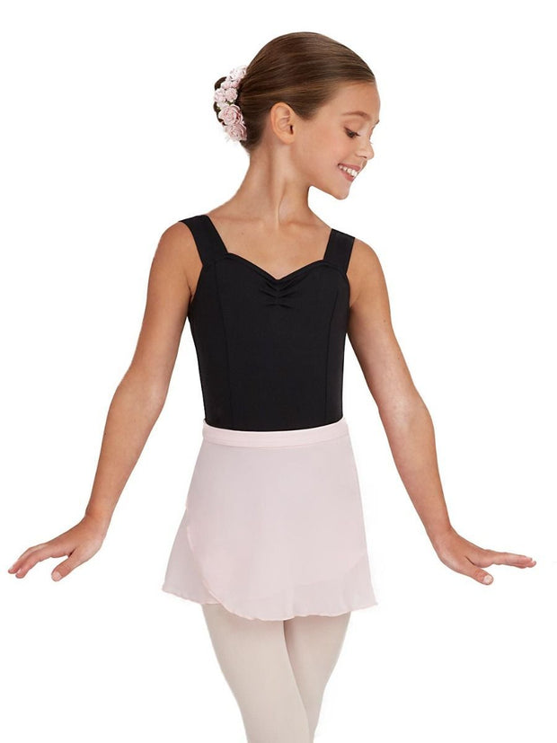 Capezio -  Tactel Wrap Skirt - Girls Dancewear Aspire Dance Collections