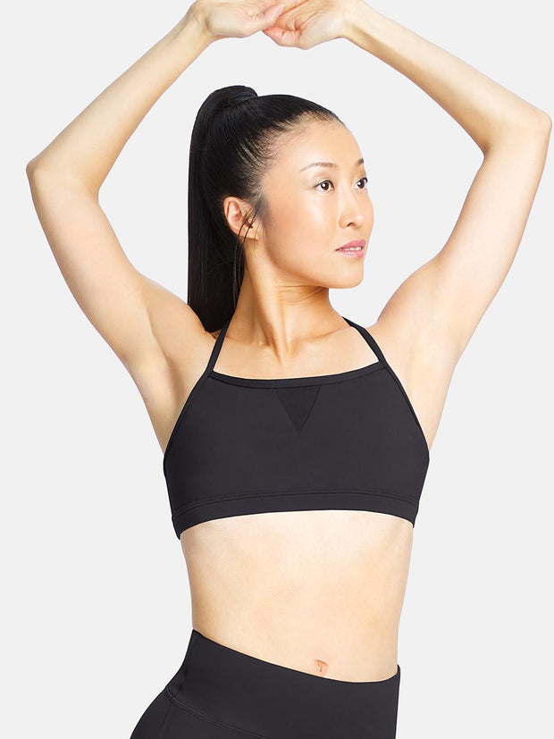 Capezio -  Tech Strappy Bra Top Dancewear Aspire Dance Collections