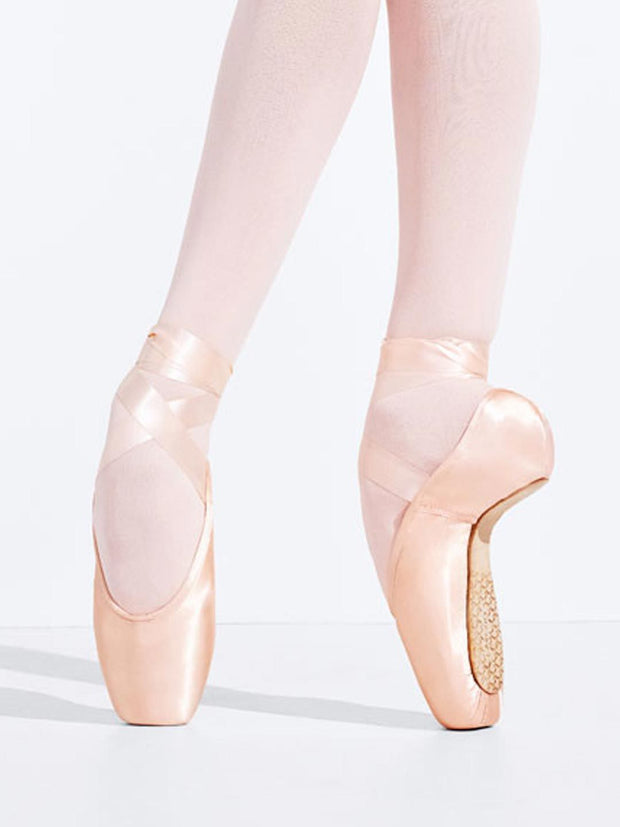 Capezio -  Tiffany Pointe Shoe Dance Shoes Aspire Dance Collections