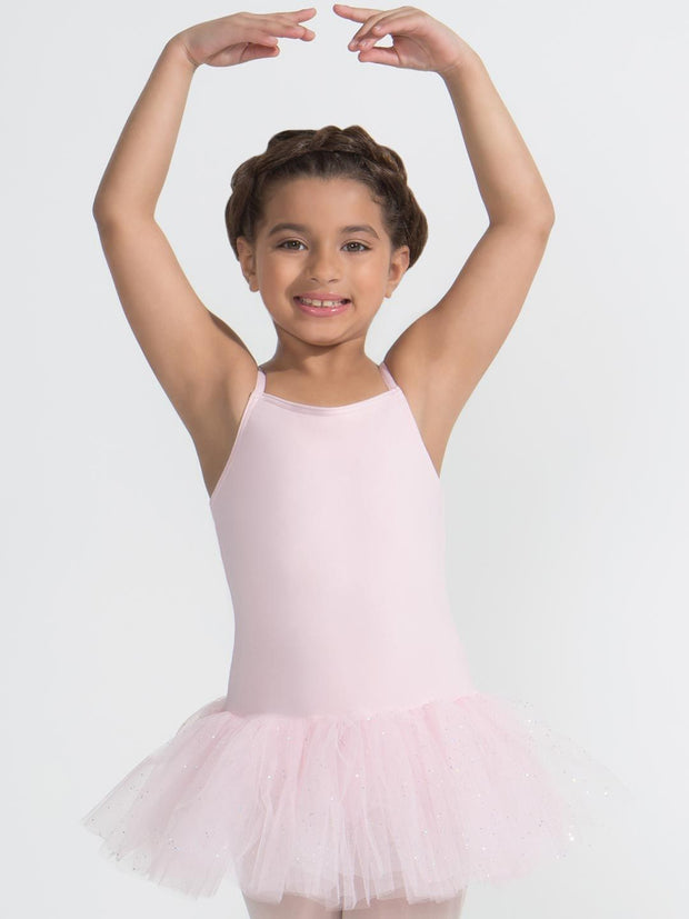 Capezio -  Tutu Dress - Girls Dancewear Aspire Dance Collections