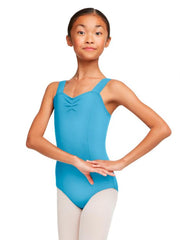 Capezio -  Wide Strap Leotard - Girls (TC0053C)