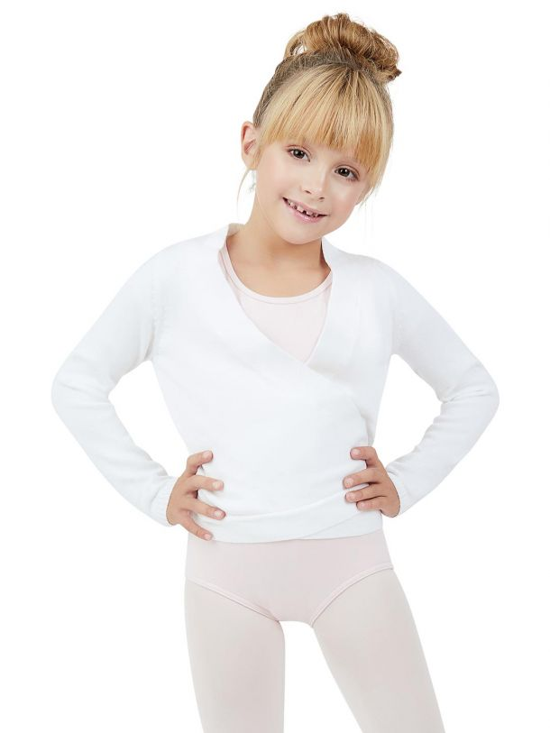 Capezio -  Wrap Sweater - Girls (CK10949C)