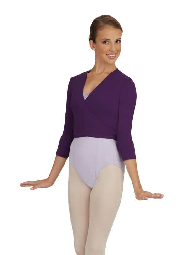 Capezio -  Wrap Top (TC0010)