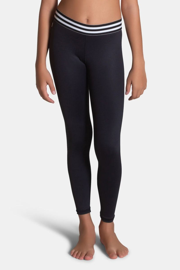 Sylvia P - Chrome Full Length TightDancewear