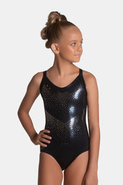 Sylvia P - Chrome Leotard Dancewear Aspire Dance Collections