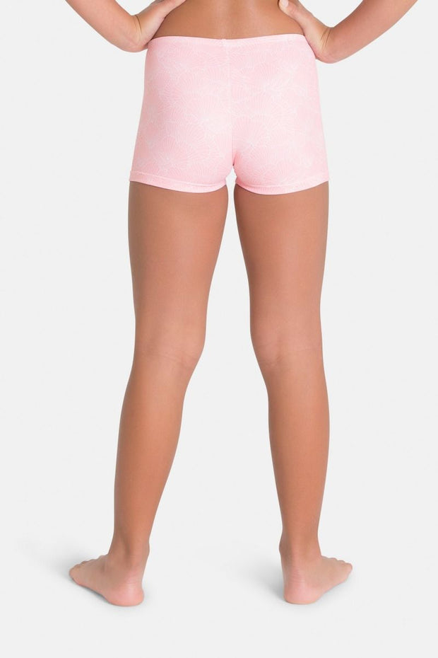 Sylvia P - Coral Rose Short Dancewear Aspire Dance Collections