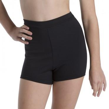 Bloch Heidi High Waist Supplex® Girls Short Dancewear