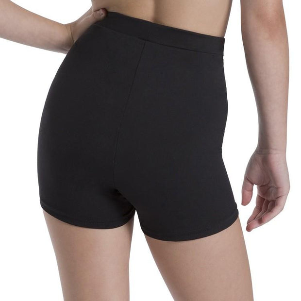 Bloch Heidi High Waist Supplex® Girls Short (D3800G)