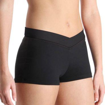 Bloch V Front Womens Short Dancewear