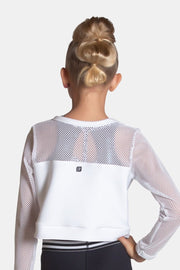 Sylvia P - Dimensions Long Sleeve Top Dancewear Aspire Dance Collections