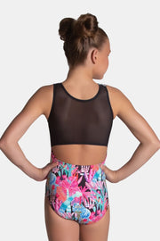 Sylvia P - Electric Jungle Leotard Dancewear