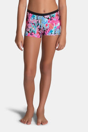 Sylvia P - Electric Jungle ShortDancewear