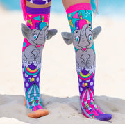 MadMia - ELEPHANT SOCKS Dancewear Crazy Socks