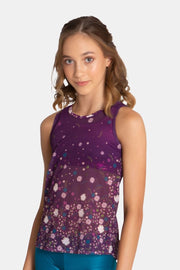 Sylvia P - Elva Twist Tank Dancewear Aspire Dance Collections