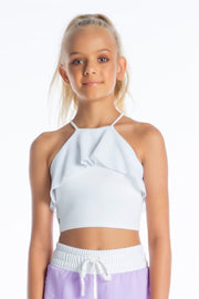 Sylvia P - Endless Summer Luau Cropped Singlet Dancewear Aspire Dance Collections