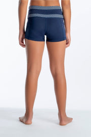 Sylvia P - Endless Summer Shorlines Active Shorts Dancewear Aspire Dance Collections