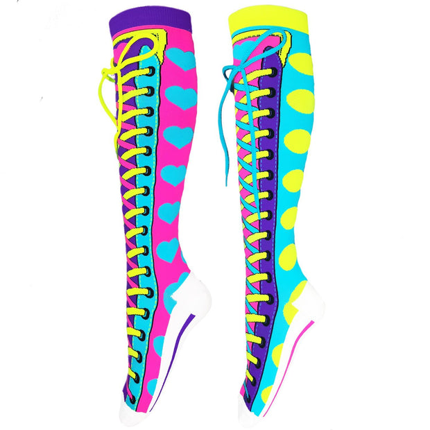 MadMia - FANTASY SOCKS Dancewear Crazy Socks