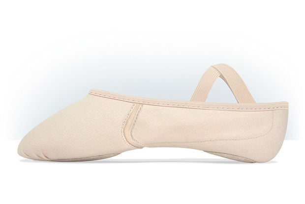 MDM - Intrinsic Reflex Canvas Hybrid Sole Pink ( Child Foot Type ) Dance Shoes Dancewear Aspire Dance Collections