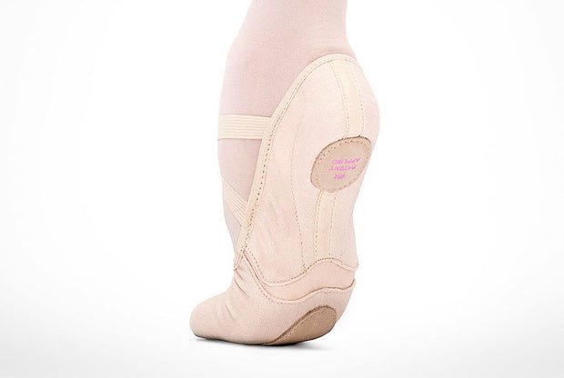 MDM - Intrinsic Reflex Canvas Hybrid Sole Pink ( Adult Foot Type ) Dance ShoesMDM - Intrinsic Reflex Canvas Hybrid Sole Pink ( Adult Foot Type ) Dance Shoes Dancewear Aspire Dance Collections