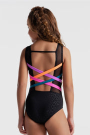 Sylvia P - Wild Side Fiesta Leotard Aspire Dance Collections