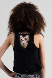 Sylvia P - Game On Get Sporty Singlet Dancewear Aspire Dance Collections