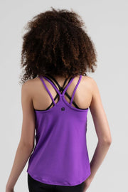 Sylvia P - Game On Girl Gang Mesh Singlet Dancewear Aspire Dance Collections