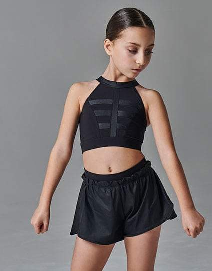 Viella Dance Collection - Cordelia Crop Top (Girls)