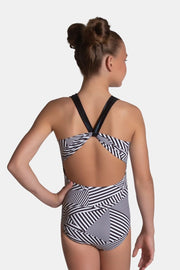 Sylvia P - Glitch Leotard Dancewear Aspire Dance Collections