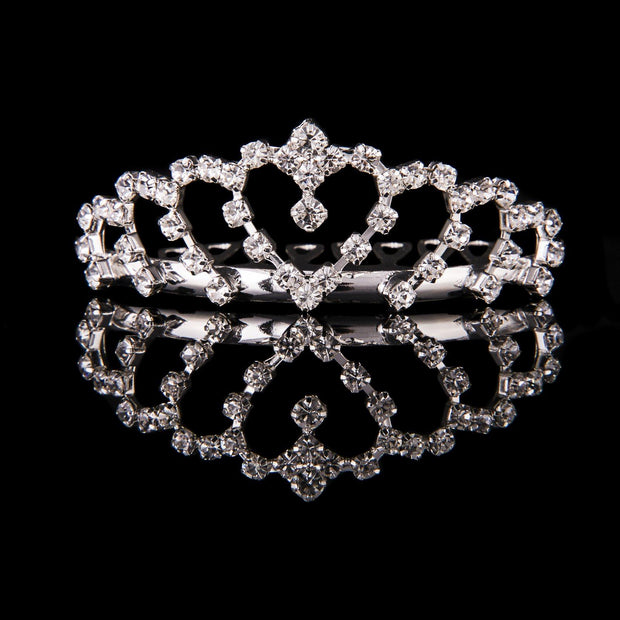 Dream Duffel - Mad Ally Small Heart Tiara Accessories Aspire Dance Collections