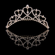 Dream Duffel - Mad Ally Medium Heart Tiara Accessories Aspire Dance Collections