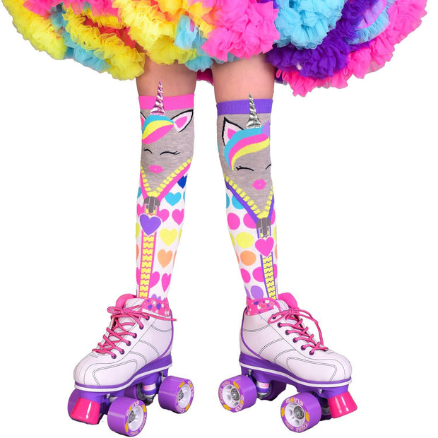 MadMia - HAPPY UNICORN SOCKS Dancewear