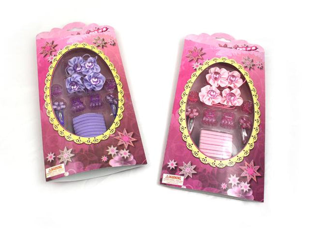 Jemark - PRINCESS HAIR KIT Accessories
