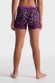 Sylvia P - Wild Side Jaguar Shorts Dancewear Aspire Dance Collections