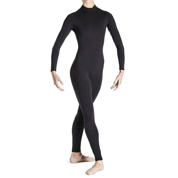 Bloch - Udela Long Sleeve Womens Unitard (U3460)