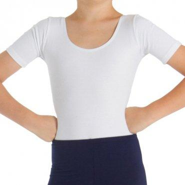 Bloch Bannon Cap Sleeve Boys Leotard Dancewear