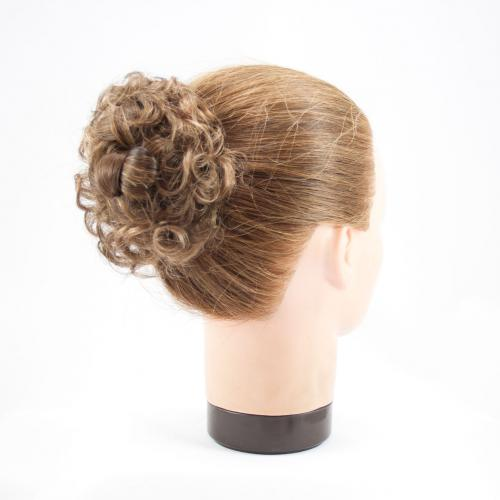 Curly Sue's - Hairpiece - Curly Scrunchie 6cm Accessories Aspire Dance Collections