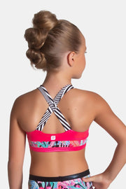 Sylvia P - Lola Crop Top Dancewear Aspire Dance Collections
